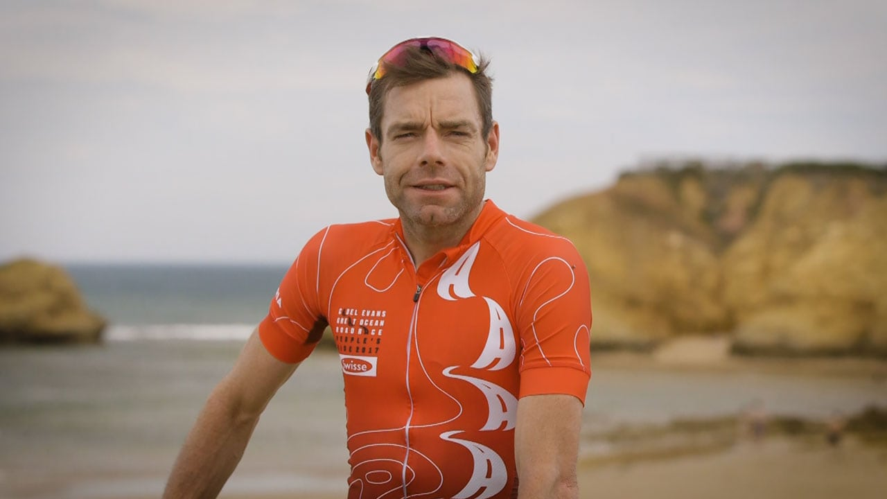 Cadel Evans Video Interview
