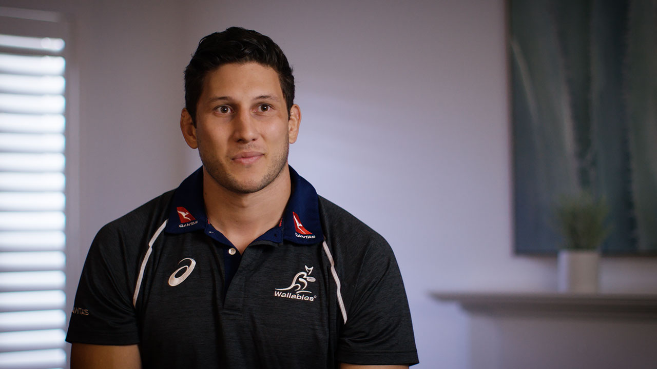 Dove Wallabies Video Interview