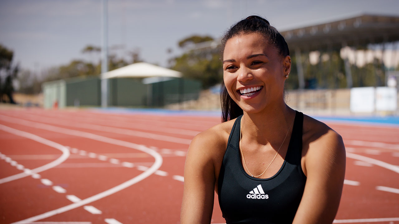Morgan Mitchell Adidas Athlete Video Interview