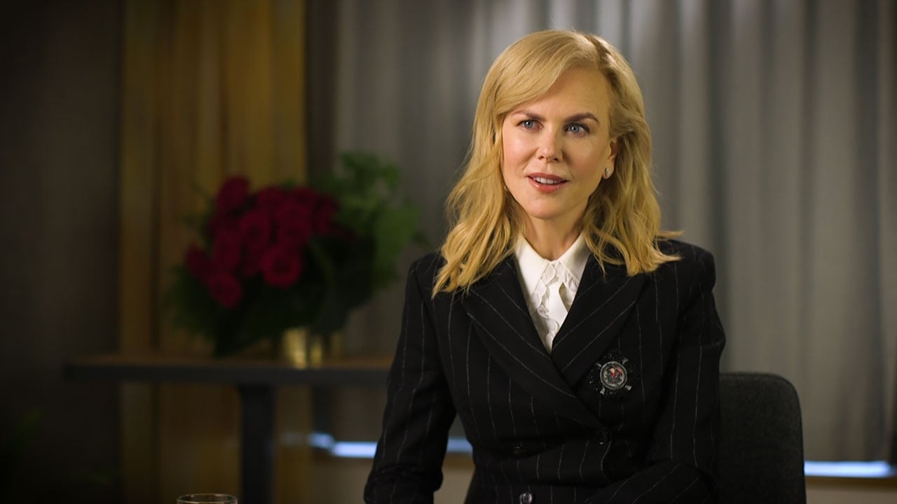 Nicole Kidman Video Interview