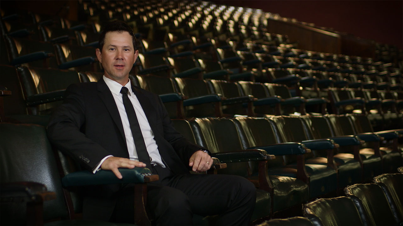 Ricky Ponting Video Interview